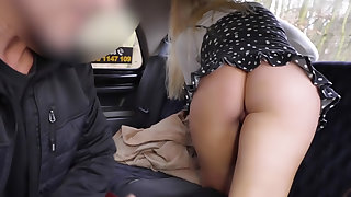 Kirmess Brit Fucked by Euro Cabbie