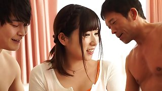asian coquette Hina crazy coitus scene